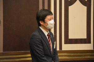 まちづくり委員会 赤峰友和 副委員長 本例会企画を中心となり企画しました。