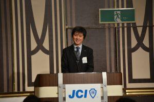 卒業生の部屋① 子ども育成委員会 榊原健一 副委員長 LINEレンジャーで見事、世界ランキング1位となりました。