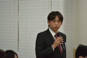 日田青年会議所 諫元慎介 理事長
