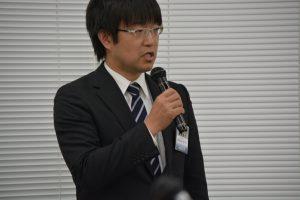 臼杵青年会議所 鳥越隆行 理事長