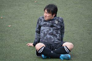 敗戦のショックの中、来年の優勝を胸に誓う赤川選手