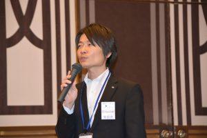 青少年共生委員会 池田修平委員長による例会企画の趣旨説明