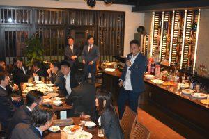 大分市議会議員の高松大樹さんもご参加くださりました。