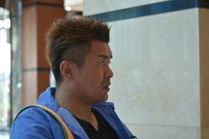 渉外広報委員会 上村耕司 君 モンゴルの地で渉外広報委員会としての職務を全うしました。