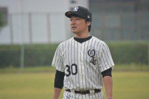 チャンスに強い不動のライト赤川選手