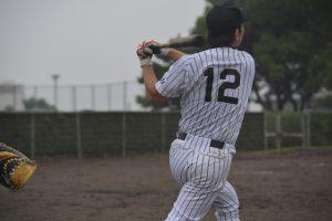 4回に続き、この回もタイムリー2塁打を放った喜多嶋