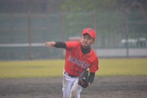 日田の先発投手