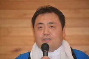 まちづくり委員会 平倉賢明 委員長 七夕ブロードウェイ2017を中心となり企画運営しました。