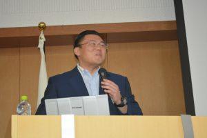 公益社団法人日本青年会議所 道徳教育推進委員会 中島土委員長 2017年度は、全国各地で親道プログラムを推進しています。 今回は、ご当地の大分での親道プログラムの開催となりました。
