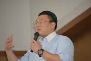 中島委員長の話も次第にb熱を帯びていきます。